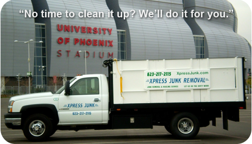 Xpress Junk & Trash Removal